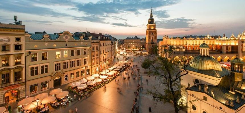 Krakow, Poland city